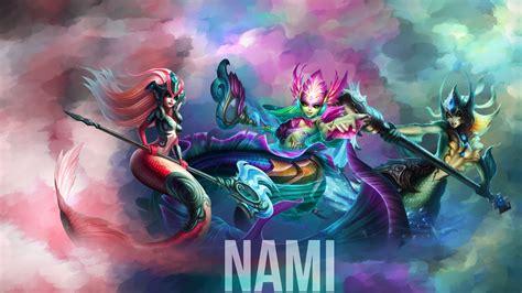 nami skins lolwallpapers
