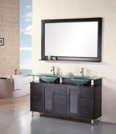 Double Bathroom Vanity by Redondo 60 Inch Double Sink Bathroom Vanity Set By Design