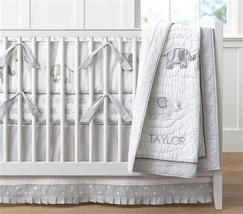 Elephant Crib Bedding Canada Organic Baby Bedding Pottery Barn