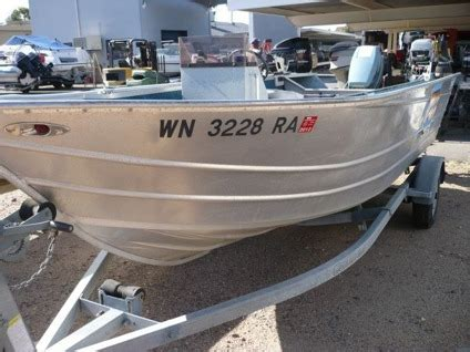 used bass tracker boats for sale in az 3 900 obo 16 ft aluminum deep v single console w 40hp