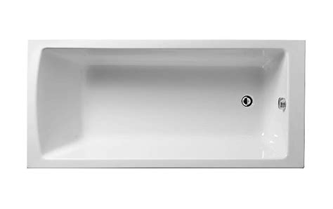 Baignoire 160x60 by Vitra Neon Standard Single Ended Bath 170 X 75cm 52280001000