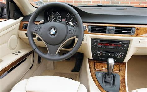 picture of 2007 bmw 3 series 335i coupe interior