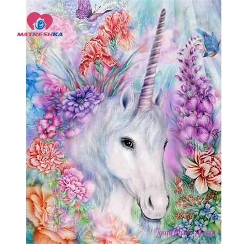 Koas 3d By Square Ukuran Dewasa Stitch Limited Edition unicorn lukisan berlian penuh persegi mosaik gambar mosaik gambar gambar rhinestones penjualan