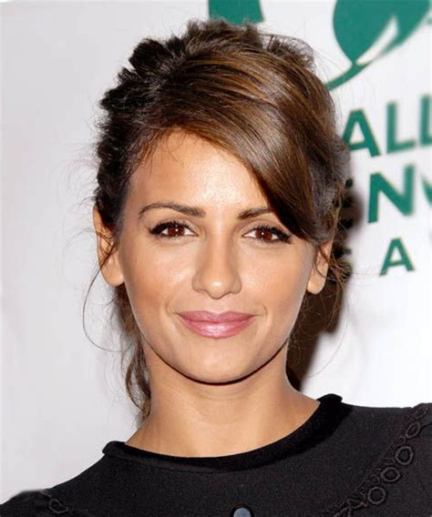 thin hairstyle in spanish 108 best images about monica cruz on pinterest spanish