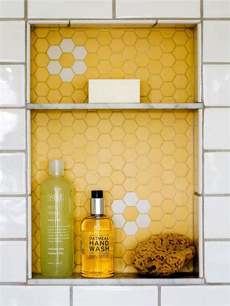 Badezimmer Fliesen Gelb by 38 Yellow Bathroom Tile Ideas And Pictures