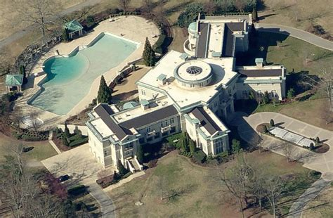 Holyfield House by 109 Room Holyfield Mansion Bought By Rapper Rick Ross