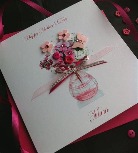 Handmade Mothers Day Cards - luxury s day cards handmade s day