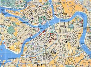 colby college academics russianst petersburg city map