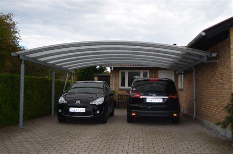 carport bauhaus carport st 229 l kr 45 000 inkl montage dansk fremstillet