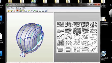 Papercraft Viewer - pepakura viewer modelos actualizados loquendo mf