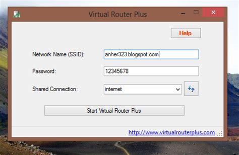 membuat wifi di windows 8 dengan cmd membuat wifi di windows 8 dengan virtual router plus