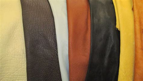 Leather Pelts Leather Skins Furs