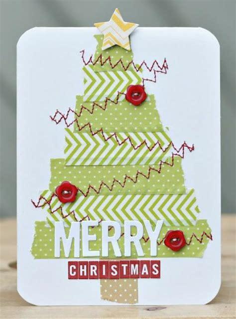 tannenbaum selber schlagen bonn karte weihnachten basteln frohe weihnachten basteln karten teebeutel weihnachten idee rot ideen