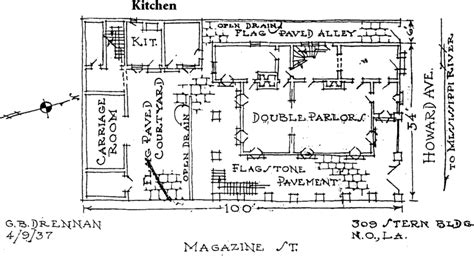 garden district home floor plans - District House Floor Plans
