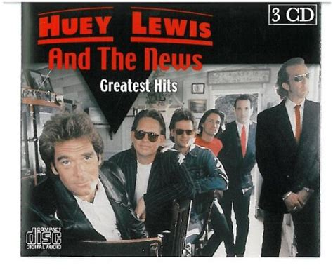 best of huey lewis and the news huey lewis and the news greatest hits cd covers