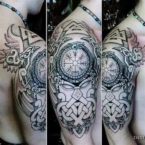 tattoo trends norse sleeve tattoo trends nice