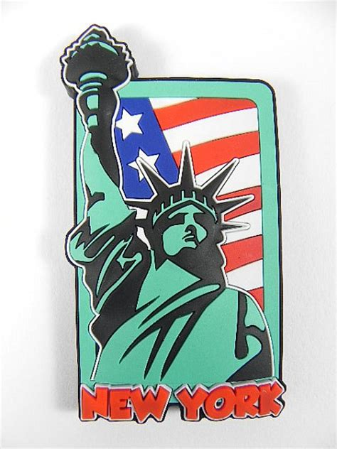 Souvenir Amerika Magnet Kulkas Bentuk Liberty 9 new york foto magnet freiheitsstatue liberty usa amerika souvenir new ebay