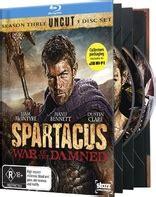 download film god of war blu ray spartacus war of the damned blu ray australia