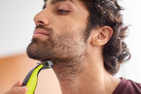 beard trimming measurements amazon com philips norelco oneblade hybrid electric