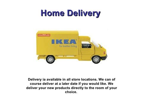 delivery pick up ikea ikea