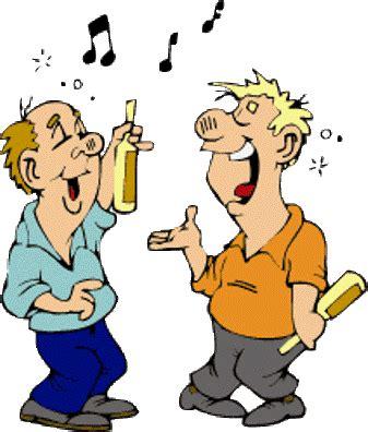imagenes graciosas de borrachos en caricatura porque las personas beben alcohol en exceso