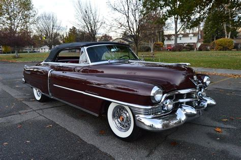 1951 Cadillac Convertible by 1951 Cadillac 62 For Sale 2031422 Hemmings Motor News