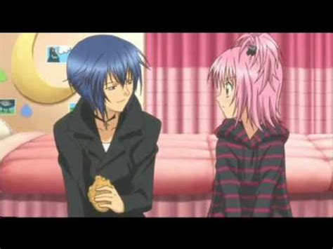 imagenes de anime que se besan amu e ikuto amuto youtube