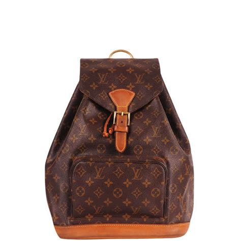 Louis Vuitton Backpack Multifungsi 1 louis vuitton vintage leather backpack