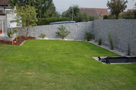 Granit Stelen F 252 R Sichtschutzwand Im Garten St Gratis