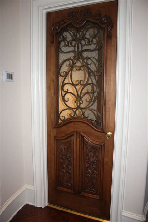 Iron Pantry Door by 17 Best Images About Front Door On Morocco