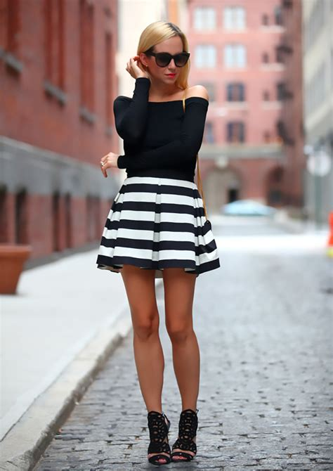 tres chic streetstyle mademoiselle vibe fashion