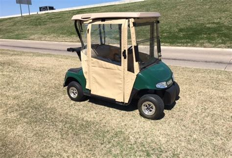 pre owned golf cars  tulsa