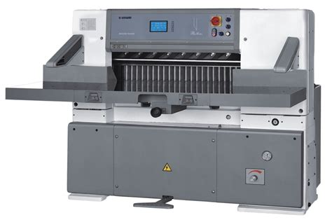 Paper Equipment - china qzx92tg paper cutting machine china paper cutting