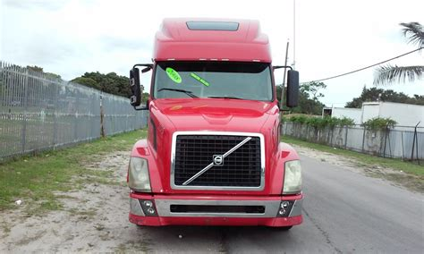 truck south florida 2008 volvo vnl 780 stock 1176