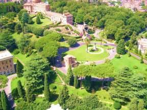 Garden Of La File Vatican Gardens Jpg Wikimedia Commons