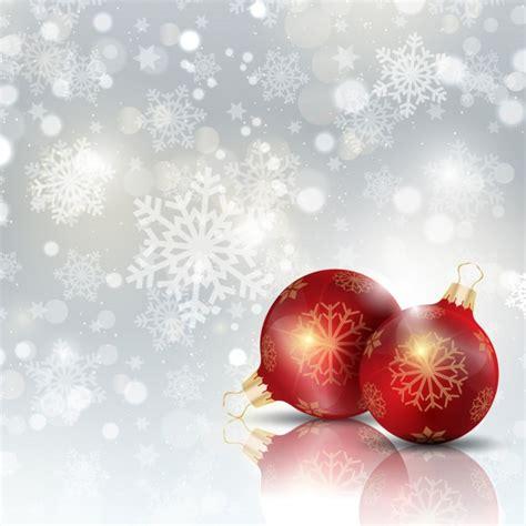 imagenes navideñas retro fondo de copos de nieve de bolas navide 241 as descargar
