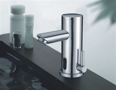 automatic bathroom faucet automatic faucet sanliv kitchen faucets and bathroom