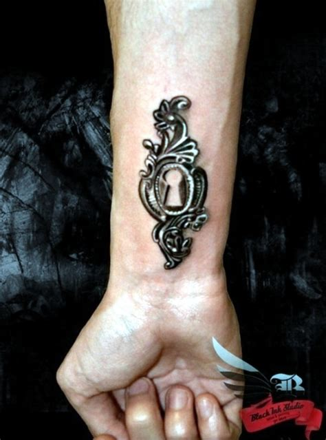 keyhole tattoo designs 82 wrist for