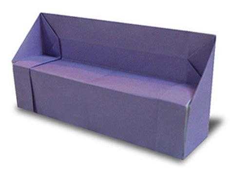 Origami Sofa - origami sofa