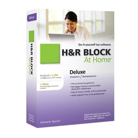 H R Block Giveaway - h r block at home tax preparation software review giveaway mommies with cents