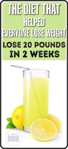 Lose 20 Pounds In 2 Weeks Detox Diet by Pin By Handy On Exercises Lose