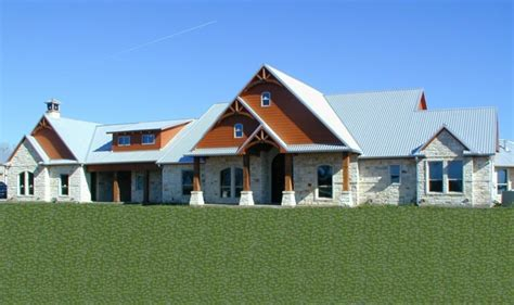 custom country house plans hill country house plans style country home