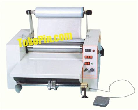 Mesin Laminasi Roll toko pin menjual mesin pin bahan baku pin tumbler t 200 press tumbler id card box kartu nama