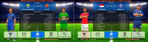 Patch Gojek Traveloka Liga 1 2017 2018 Polyflex Print N Cut Baru pes 2017 add on gojek traveloka liga 1 1 1 for pte 5 6
