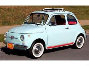 Fiat 500 For Sale Usa Classic Fiat 500 For Sale On Classiccars 8 Available