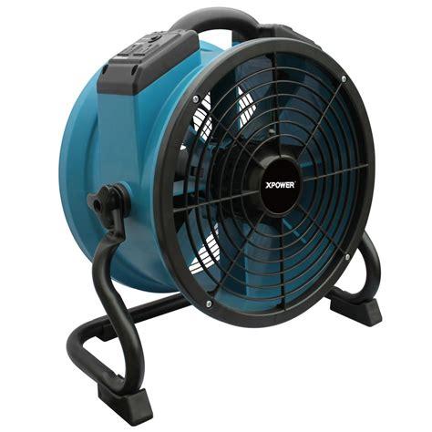 high cfm industrial fans xpower x 34ar mini axial fan air mover x 34ar axial