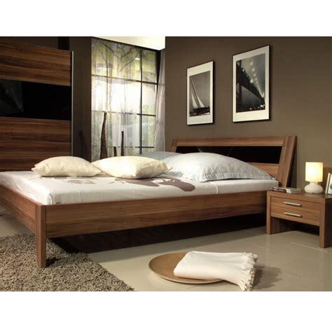 schlafzimmer nussbaum schwarz - Schlafzimmer Nussbaum Schwarz