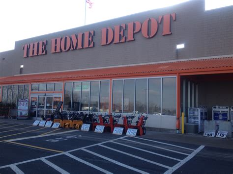 the home depot auburn ny company profile