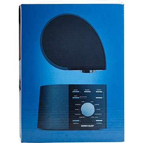 sound machine with fan noise sound sleep high fidelity sleep sound machine with real