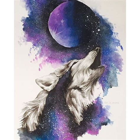wolf arts art artwork on instagram